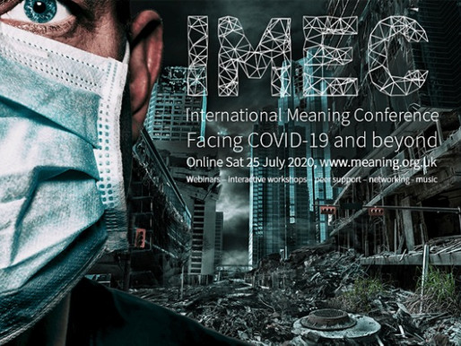 IMEC International Meaning Conference: 25 July 2020