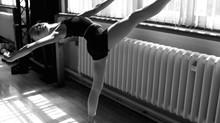 Маленькие балерины в школе Натальи Кремень