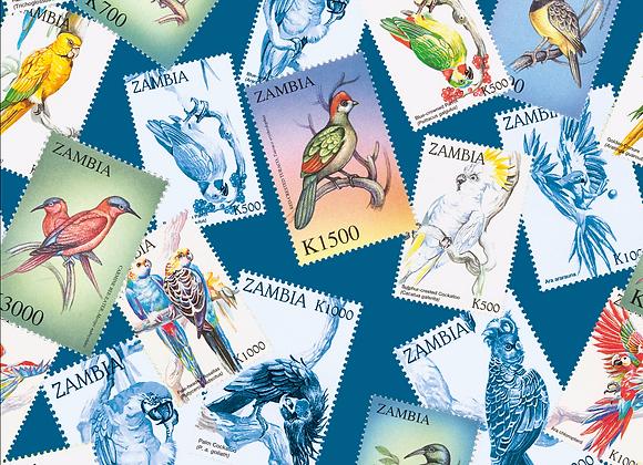 Zambia Postage
