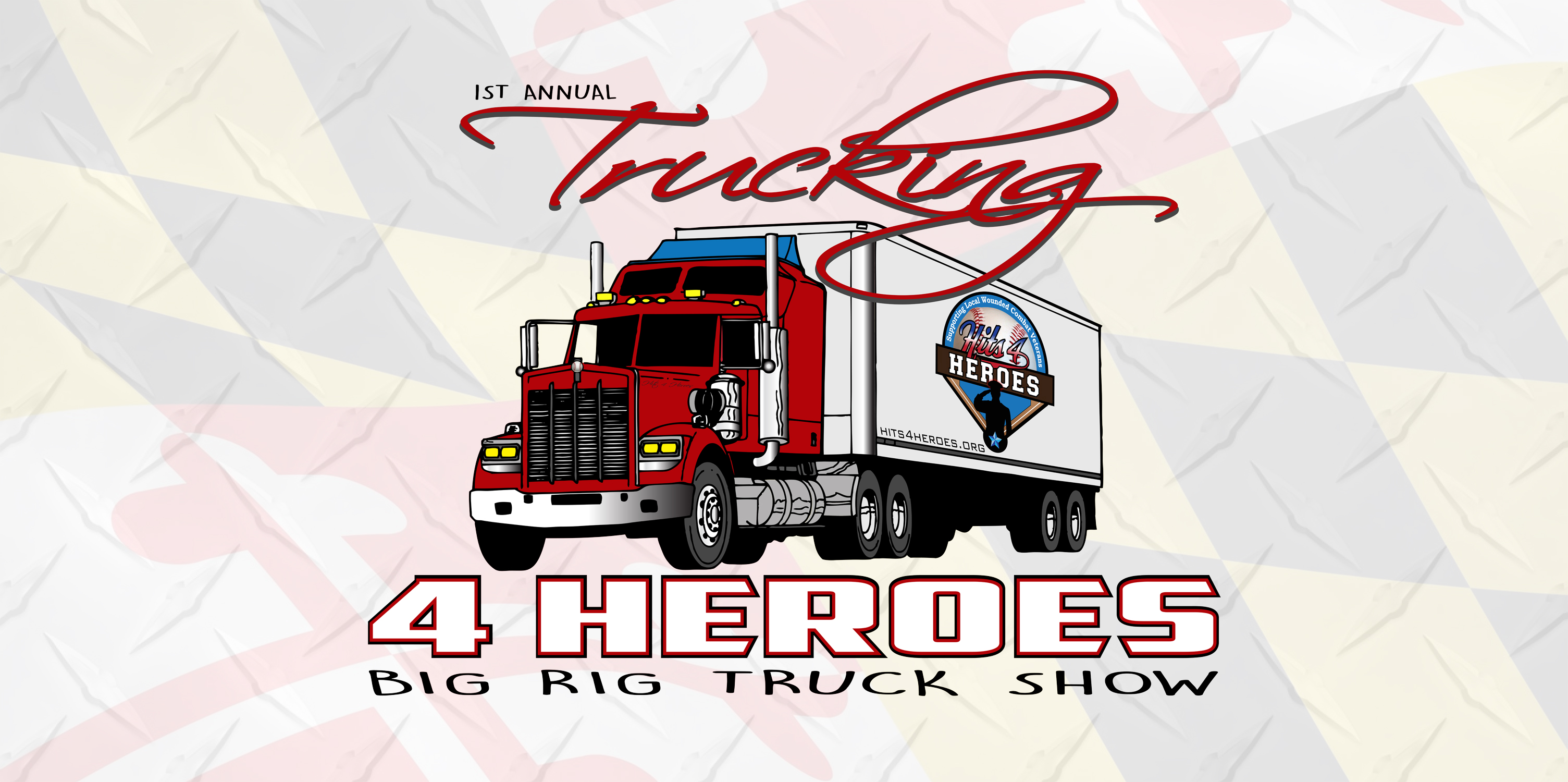 2017 trucking 4 heroes facebook event