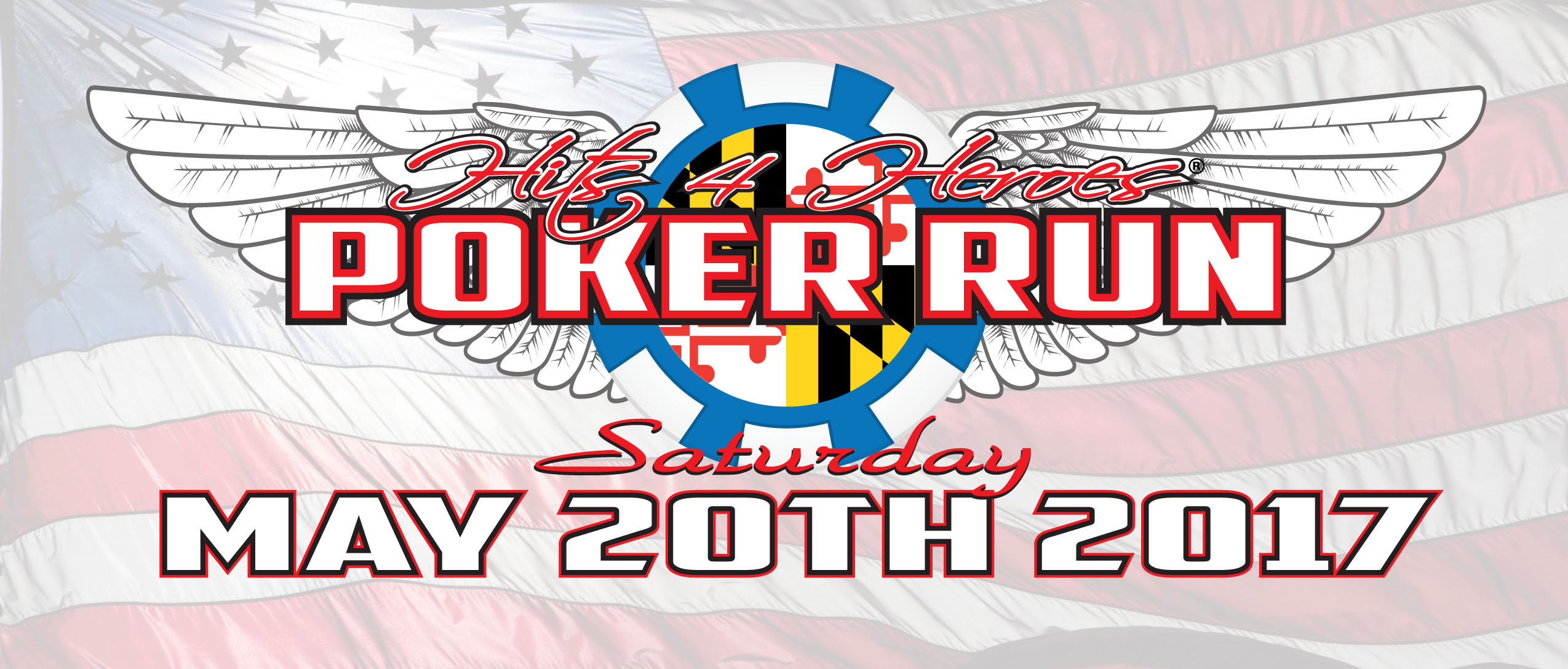 2017 H4H poker run EVENT PIC