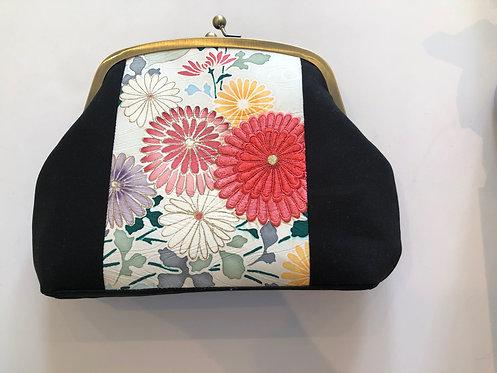 Bag remade with kimono material | Series 3
