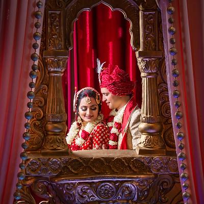 Vaibhav & Natasha
