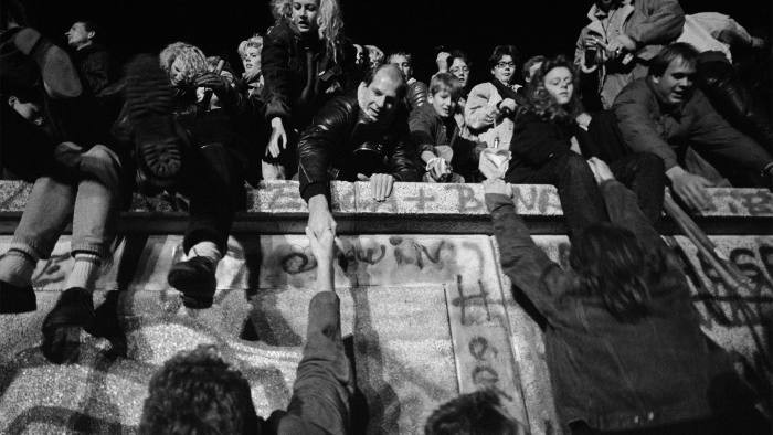 Remembering the fall of the Berlin Wall   Financial Times