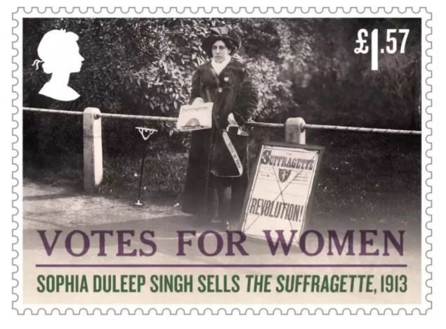 The Story of Sophia Duleep Singh and why the right to vote remains critical    by Navjot Pal Kaur   Medium