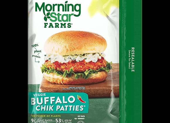 Buffalo Chik Patties