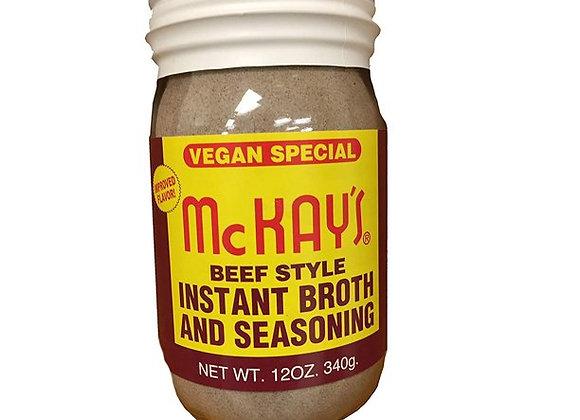 Vegan Mckay's Beef Seasoning