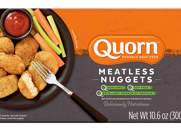 Meatless Nuggets & Value Pack