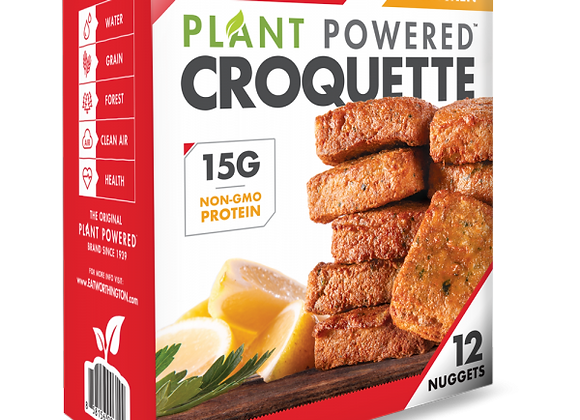 Meatless Chicken Croquette