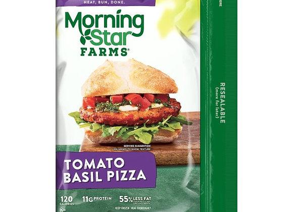 Tomato Basil Pizza Burger