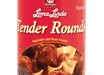 Tender Rounds with Gravy