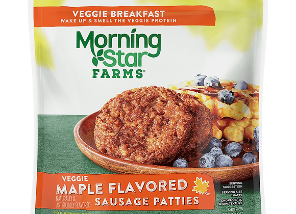Maple Flavored Sausage Patties