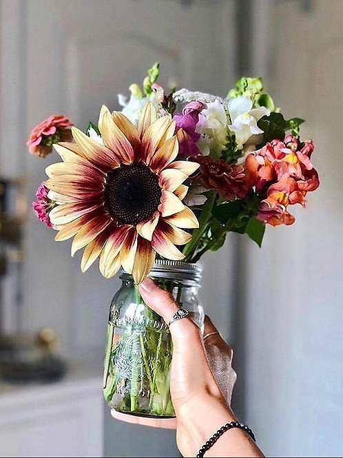 Local Flowers by Moss + Thicket