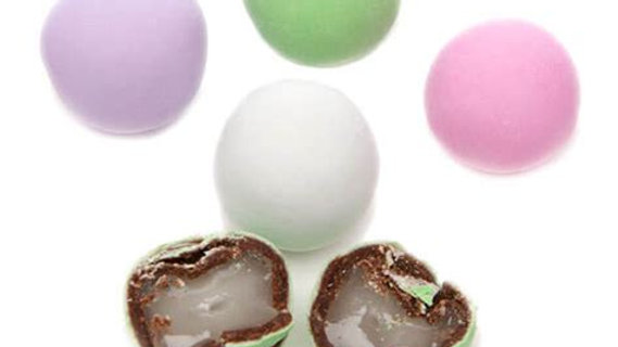 Jelly Belly Chocolate Dutch Mints
