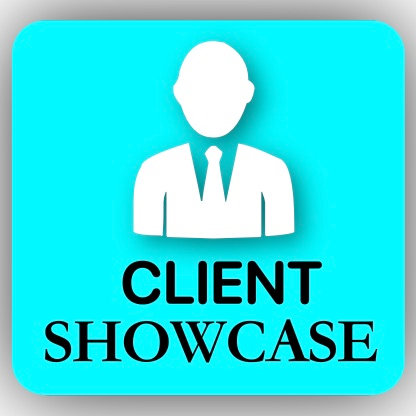 Customers/Clients Showcase Section