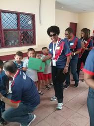 Transformation Costa Rica Day of Service