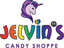 Jelvins Candy Shoppe Logo