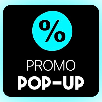 Pop-up Promotional Ad