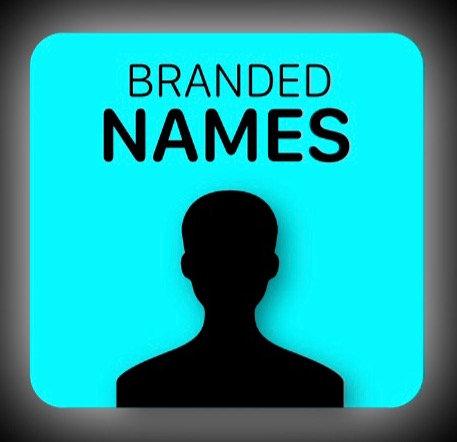 Branded Names