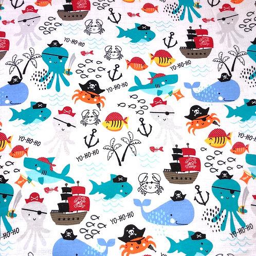 Pirate Sea Creatures