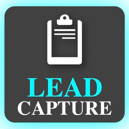 Subscribe/Lead Capture Section