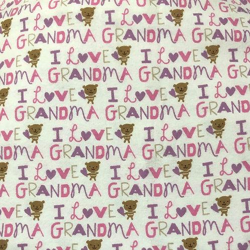 I Love Grandma