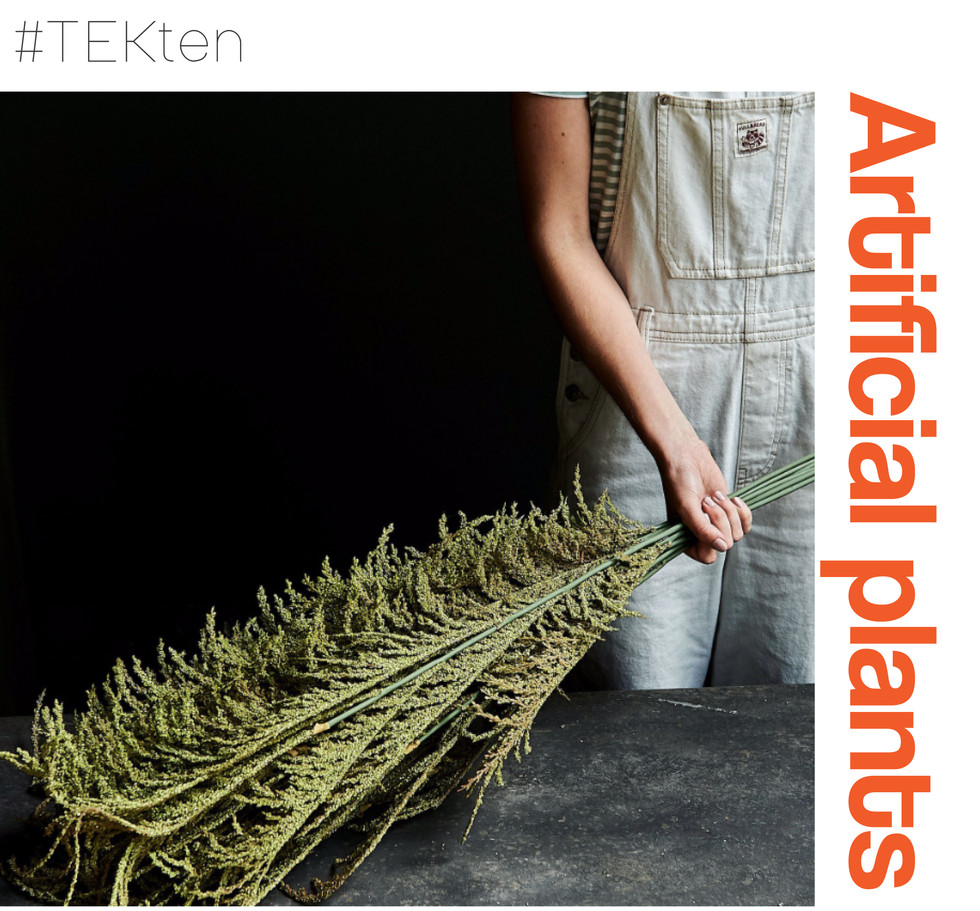We realise that fake plants have a bit of a bad rep and so we thought we'd share our #TEKten artificial plants across all prices ranges, with some tips & tricks along the way...