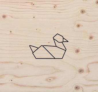The Paper Duck ~ branding