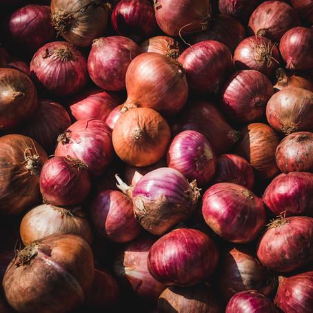 Garlic, Onion & Shallots (+ Olive Oil!)
