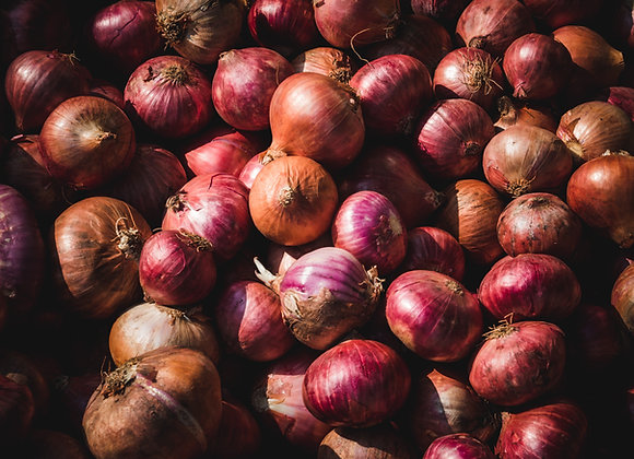 Onions White/Red (per kg)