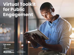 New Toolkit Prepares Public Agencies for Public Engagement