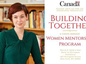 Women Mentorship Program inaugural event on March 2 features Rebecca Karp as speaker
