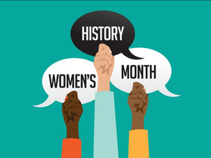March 2021 | Celebrating Women's History Month, WBE Certifications + Project Updates