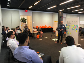 BIDs and Creative Problem Solving at NYC IDA Ideas Forum