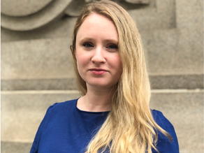Big News! An Interview with Ali Sutherland-Brown, Karp Strategies' Newest Director