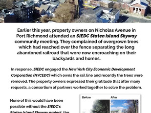 In the News - Another Skyway Success Story