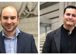 Joseph Sutkowi & Jose Medrano Join Coro Leadership New York
