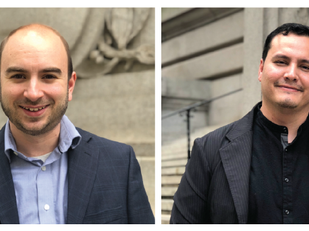 Joseph Sutkowi & Jose Medrano Join Coro Leadership New York