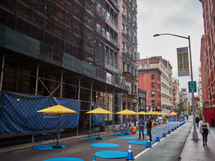 Celebrating Hispanic  Heritage Month, SoHo's Public Realm, and Expanding Our Team