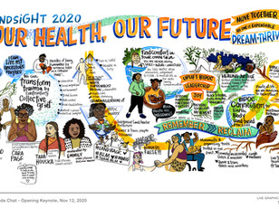 Reflections on Hindsight 2020: Our Health, Our Future