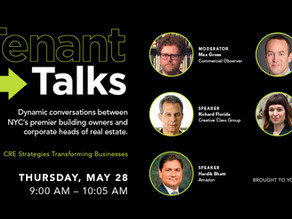 In The News: CO Tenant Talks | Solving NYC's Urbanism Problems in the Age of COVID
