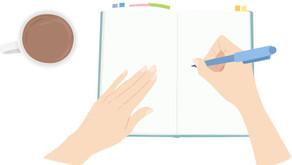 手帳に何を書く派ですか?