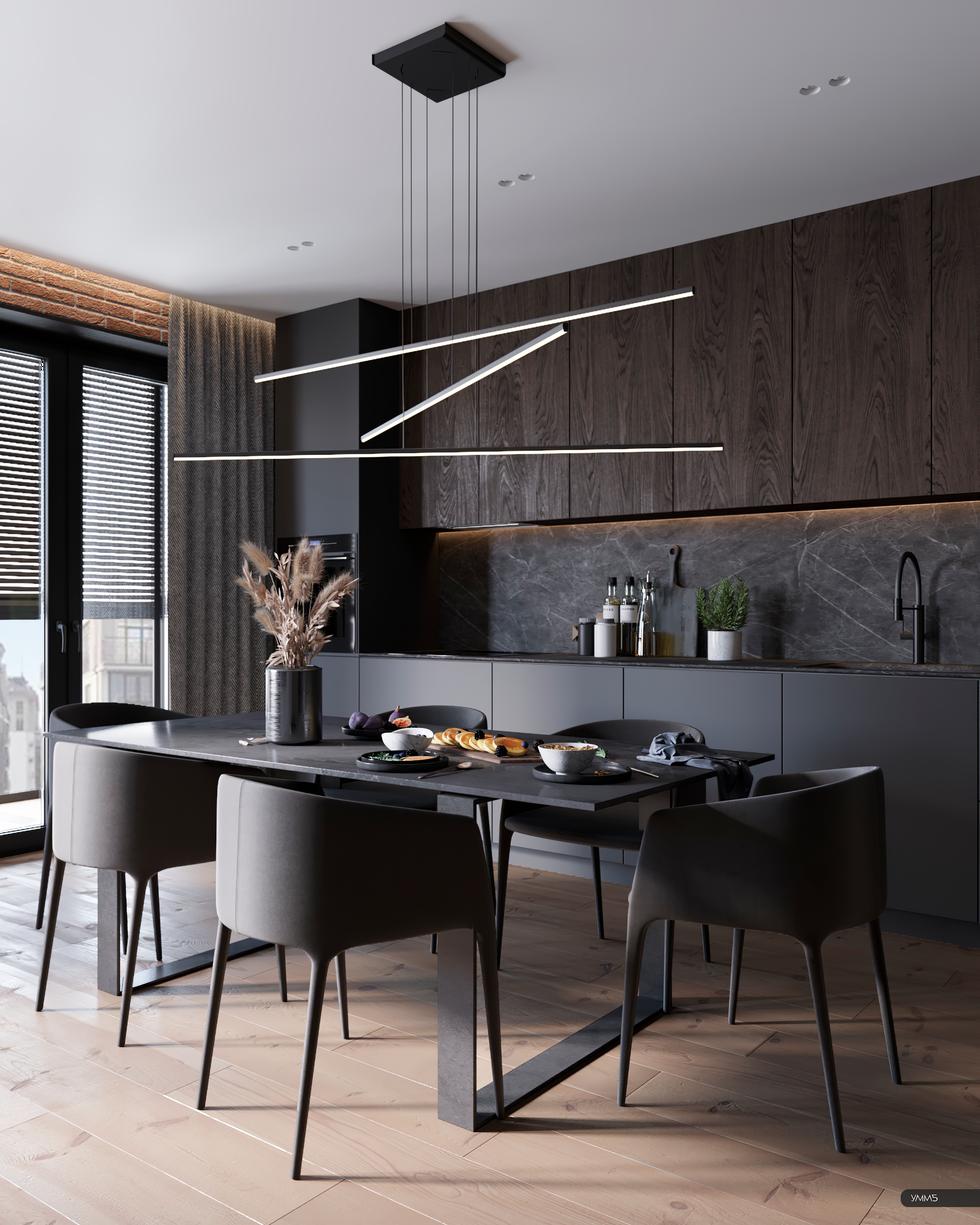 Гостиная, современный дизайн, современный интерьер, дизайн интерьера, дизайн гостинной, дизайн интерьера калининград, дизайн кухни, интерьер кухни
