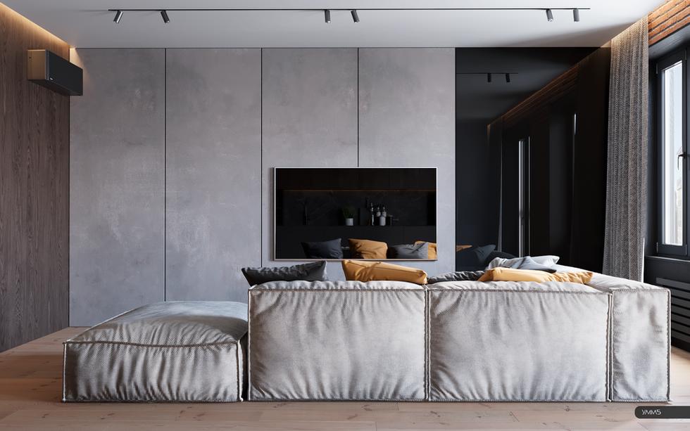 Гостиная, современный дизайн, современный интерьер, дизайн интерьера, дизайн гостинной, дизайн интерьера калининград