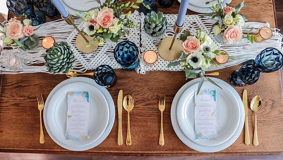 Tischdeko für eure Hochzeit in Vorarlberg mieten