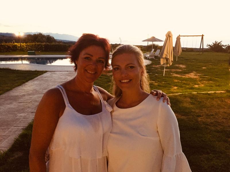Pascalle en Liesbeth