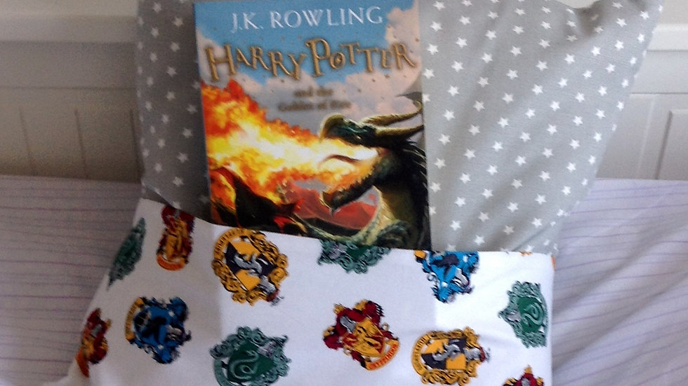 Harry Potter Cushion - Goblet of Fire