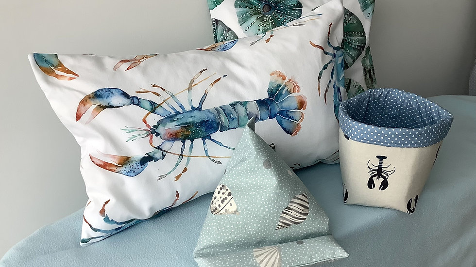 Long Lobster Cushion