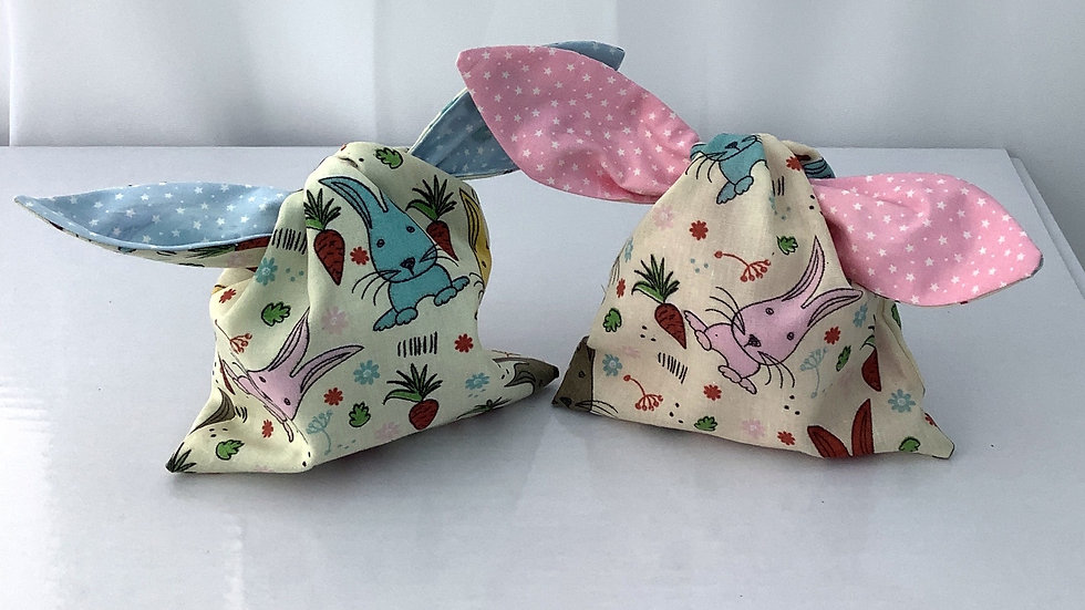 Bunny Bag - Easter Egg Hunt Bag