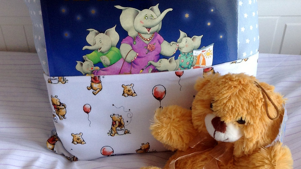 Story Book Cushion All In One Piece